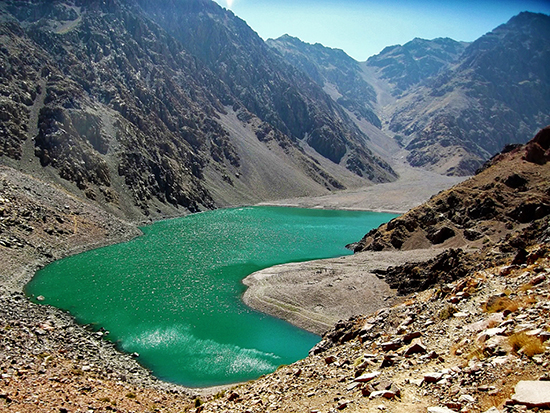 Trekking in the Atlas, Toubkal and Oukaimeden / 8 days / 7 nights