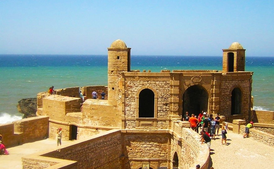 Tour from Tanger to Marrakech via Fez, desert and Todrha gorges 11 days / 10 nights