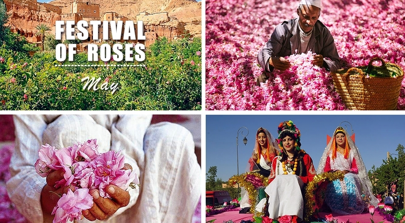 festival of the roses in morocco 2018 morocco gnawa tours