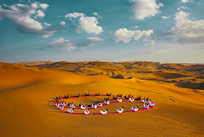 Yoga Retreat. Trekking and meditation in the desert 10 days / 9 nights