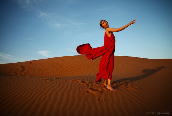 Photo tour and Workshop - The Gold dunes of the desert 7 days / 6 nights