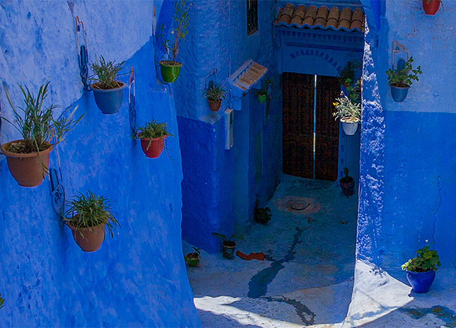 NORTH TOURS. CHEFCHAOUEN. TANGIER. ASILAH