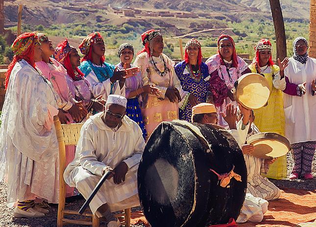 TRADITIONAL & GNAWA MUSIC