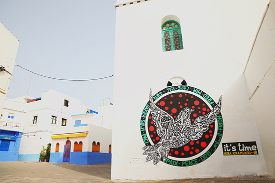 Explore Tangier, Fes, Chefchaouen and Asilah 7 days / 6 nights