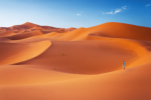 From Casablanca to the Magic Desert  9 days / 8 nights