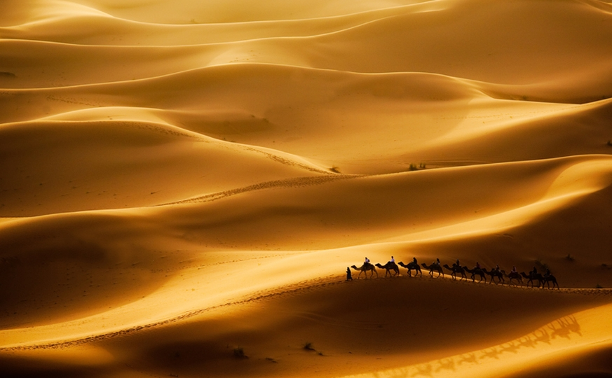 From Marrakech to the Magic of the Sahara / 5 days / 4 nights