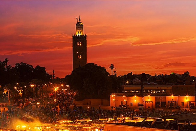 Marrakech Guided tour 4 days / 3 nights