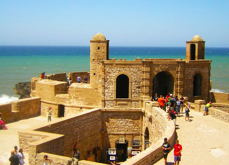 Family trip to Casablanca, the Sahara and Essaouira  9 days / 8 nights