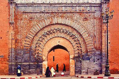 Tour Ancient Morocco. Marrakech, Fez, Chefchaouen and desert 10 days / 9 nights
