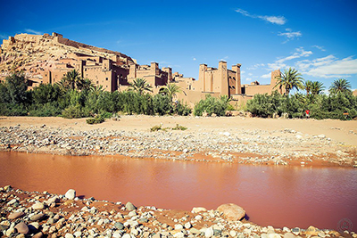 Discover the Atlas, Todrha gorges and the Sahara desert / 4 days / 3 nights