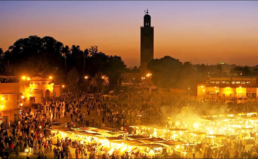 Grand tour from Casablanca to Chefchaouen via the Sahara 14 days / 13 nights