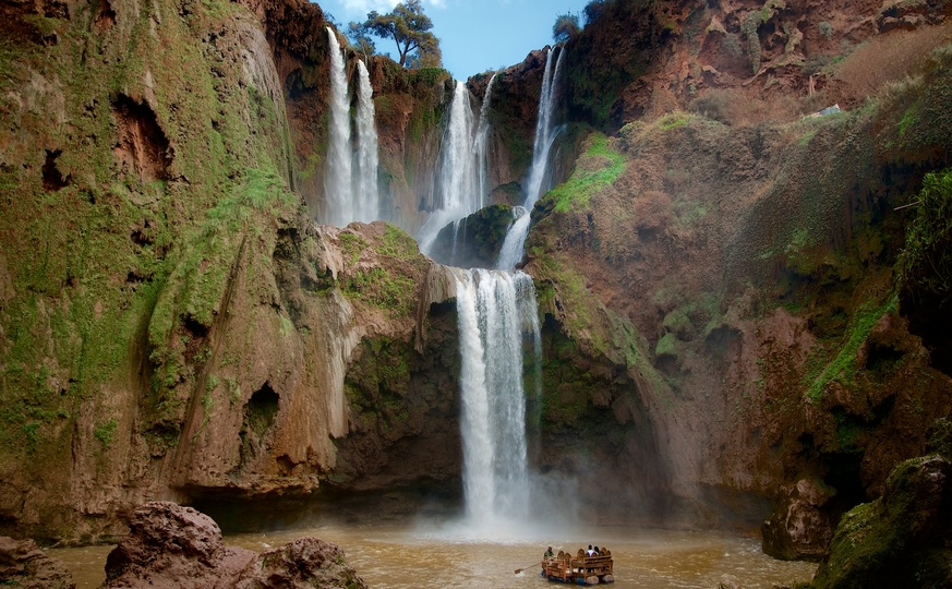 Tour to Berber villages in the Atlas Mountains 7 days / 6 nights